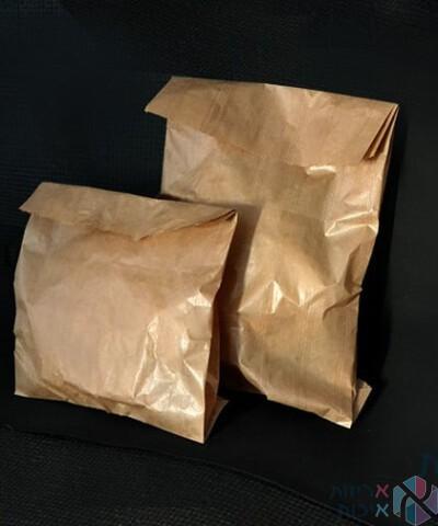 שקיות נייר חומות