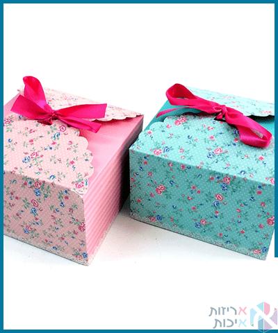 אריזות וקופסאות מתנה