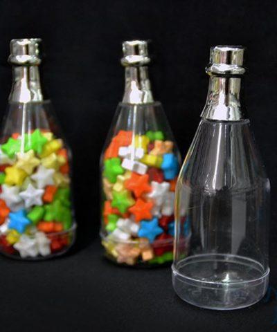 מארז פלסטיק שקוף - שמפניה