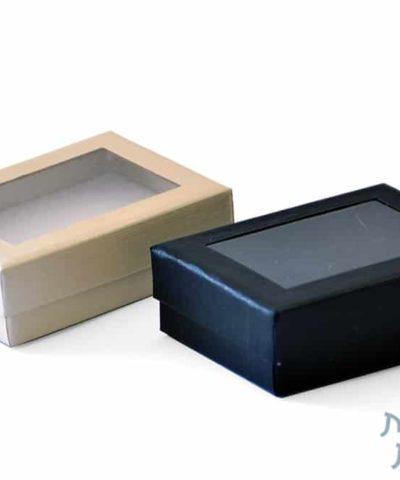 קופסאות תכשיטים 68 עם חלון