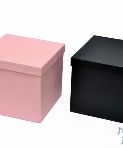 קופסאות לפרחים- קופסת ריבוע מתפוצצת עם מגירה (2)
